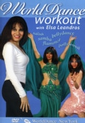 World Dance Workout: Bellydance, Salsa, Samba, Flamenco, Bollywood (DVD)