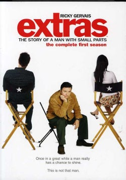 Extras: The Complete First Season (DVD)