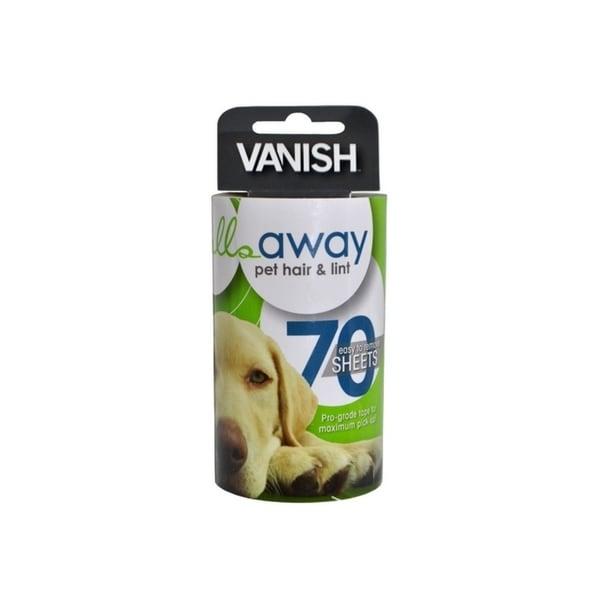 Vanish 70-Layer Pet Hair Roller Refill (Pack of 12) 36048726