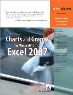 Charts and Graphs for Microsoft Office Excel 2007 (Paperback)