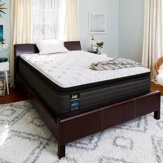 Sealy Response Performance 14-inch Plush Pillow Top Mattress