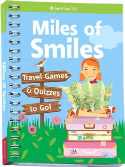 Miles of Smiles: Travel Games and Quizzes to Go (Novelty book)
