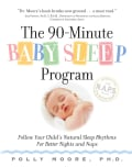 The 90-Minute Baby Sleep Program: Follow Your Child's Natural Sleep Rhythms for Better Nights and Naps (Spiral bound)