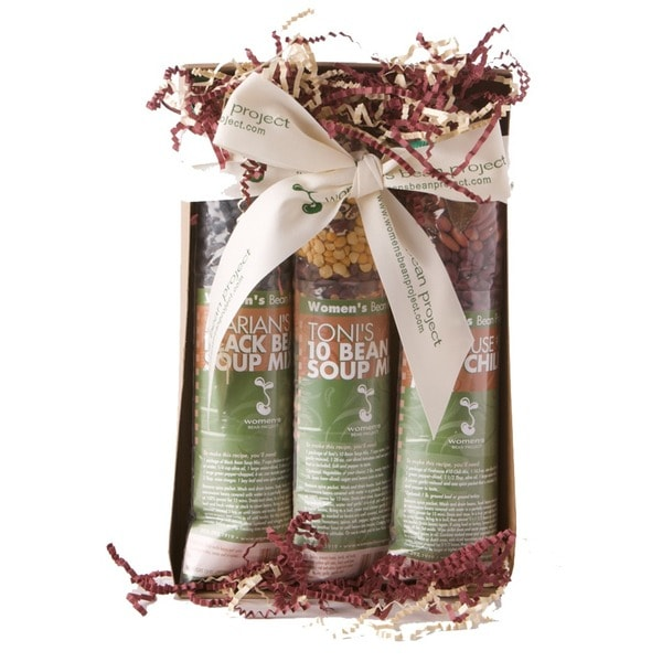 Women's Bean Project Three Soup Bundle