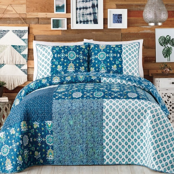Jessica Simpson Murano Glass Quilt (shams sold separately) 36165183