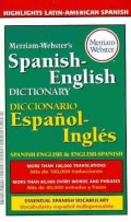 Merriam-Webster's Spanish-English Dictionary (Paperback)