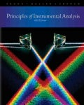 Principles of Instrumental Analysis (Hardcover)
