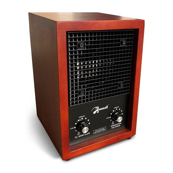 Mammoth Cherry Wood Ionic Ion & Ozone Generator Home Use Air Purifier Deodorizer Sterilizer 36235380