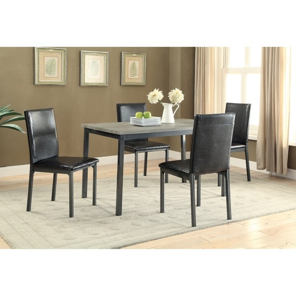 Garza 5-piece Dining Set