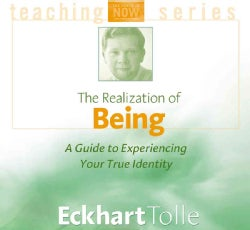 The Realization of Being: A Guide to Experiencing Your True Identity (CD-Audio)