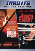 Executive Decision/Unlawful Entry (DVD)