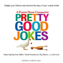 Pretty Good Jokes (CD-Audio)