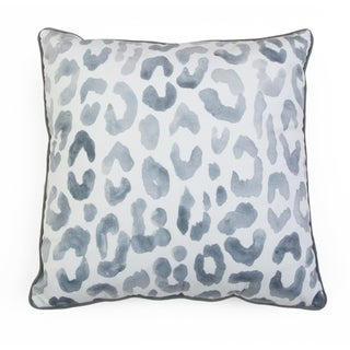20x20 Miron Cheetah Velvet Pillow
