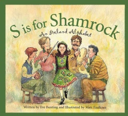 S Is for Shamrock: An Ireland Alphabet (Hardcover)