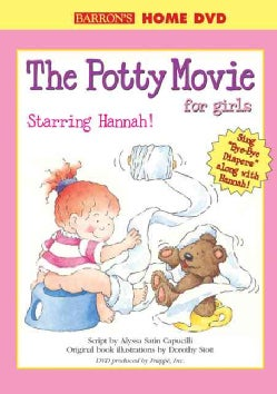 The Potty Movie for Girls: Hannah Edition (DVD video)