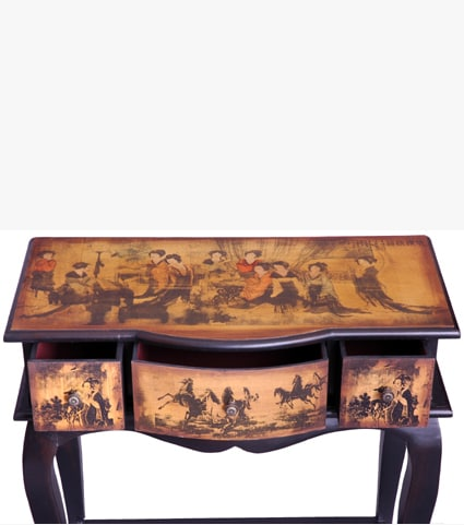 Ladies Tea Time Display Table (China)