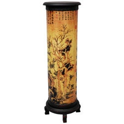 Branch of Life Flower Pedestal (China)