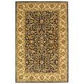 Safavieh Handmade Sultanabad Charcoal Grey/ Ivory Wool Rug (8'3 x 11')