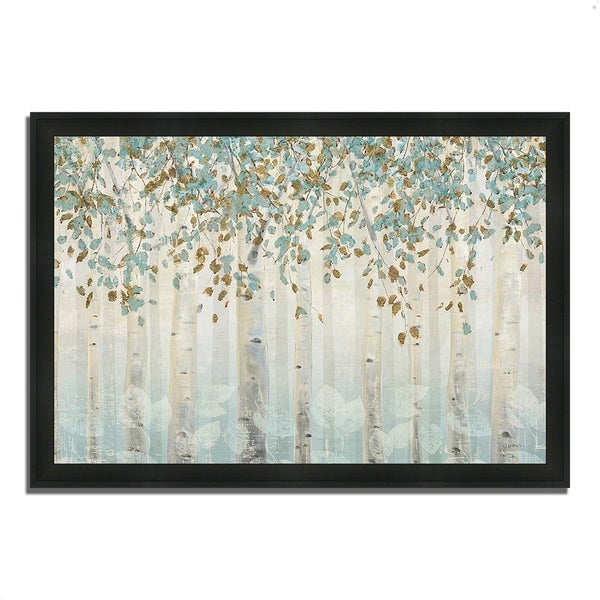"""""""Dream Forest I"""" by James Wiens, Framed Painting Print, Ready to Hang 36401428"""