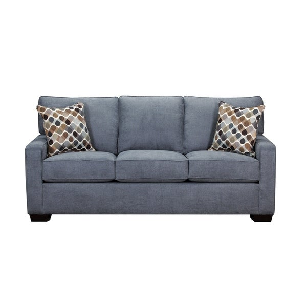 Simmons Upholstery Mia Denim Sofa