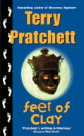 Feet of Clay: A Novel of Discworld (Paperback)