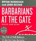 Barbarians at the Gate: The Fall of Rjr Nabisco (CD-Audio)