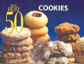 The Best 50 Cookie Recipes (Paperback)