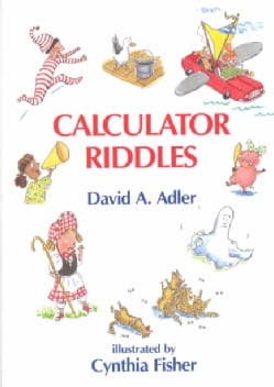 Calculator Riddles (Paperback)