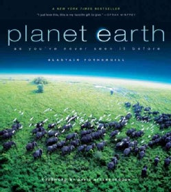 Planet Earth: As You've Never Seen It Before (Hardcover)
