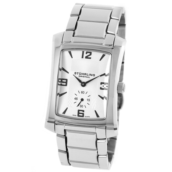 Stuhrling Original Gatsby Society Swiss Quartz Watch