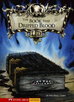 The Book That Dripped Blood (Hardcover)