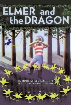 Elmer And the Dragon (Paperback)