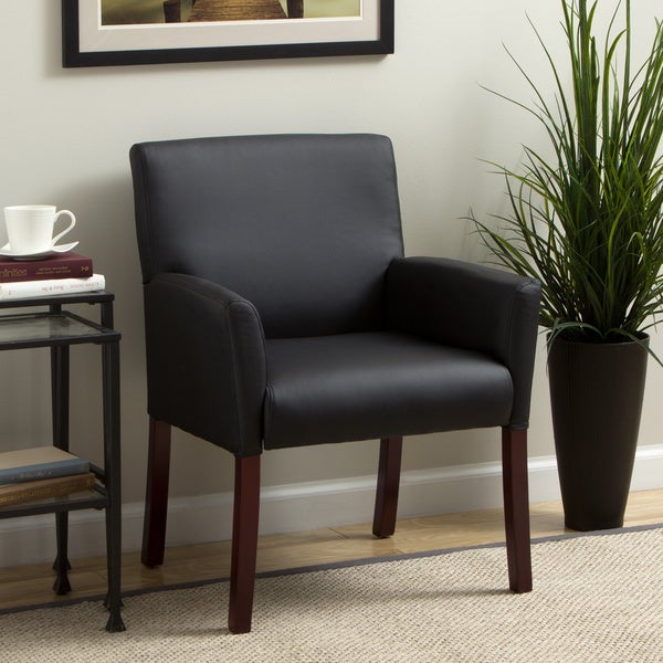 Boss Caressoft Reception Box Arm Chair