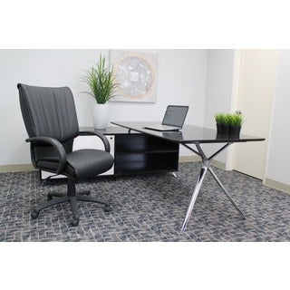 Boss High Back Bonded Leather Executive Chair 11290247