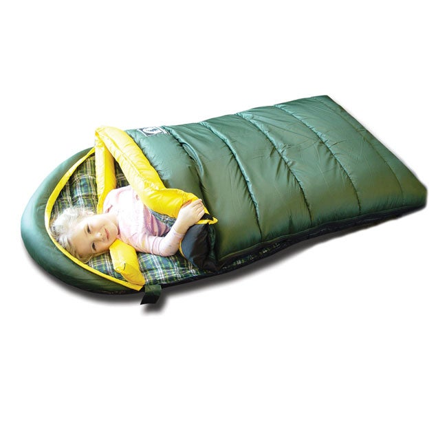 Backside Children's Grizzly 0-degree Sleeping Bag