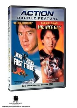 Jackie Chan's First Strike/Mr. Nice Guy (DVD)