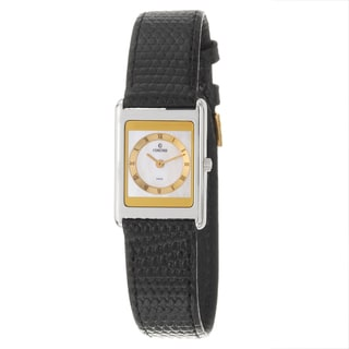 Concord Delirium Women's White Dial Strap Watch