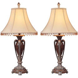 Nero Table Lamp (Set of 2)