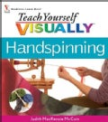 Teach Yourself Visually Handspinning (Paperback)