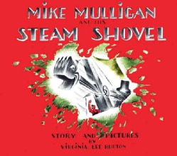 Mike Mulligan and His Steam Shovel (Board book)