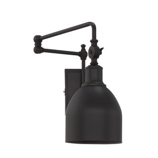 Carbon Loft Melville 1-light Wall Sconce with Oil Rubbed Bronze