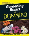 Gardening Basics for Dummies (Paperback)