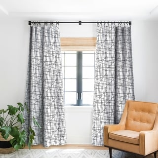 Gabriela Fuente Architecture Blackout Curtain Panel