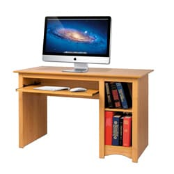 Montego Maple Computer Desk