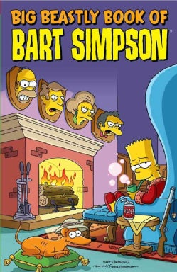 Big Beastly Book of Bart Simpson (Paperback)
