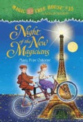 Night of the New Magicians (Paperback)