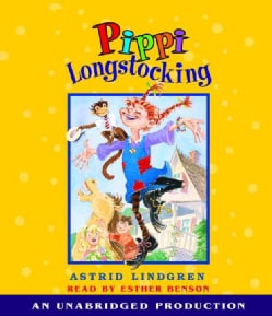 Pippi Longstocking (CD-Audio)