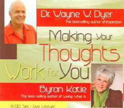 Making Your Thoughts Work for You: Live Lecture (CD-Audio)