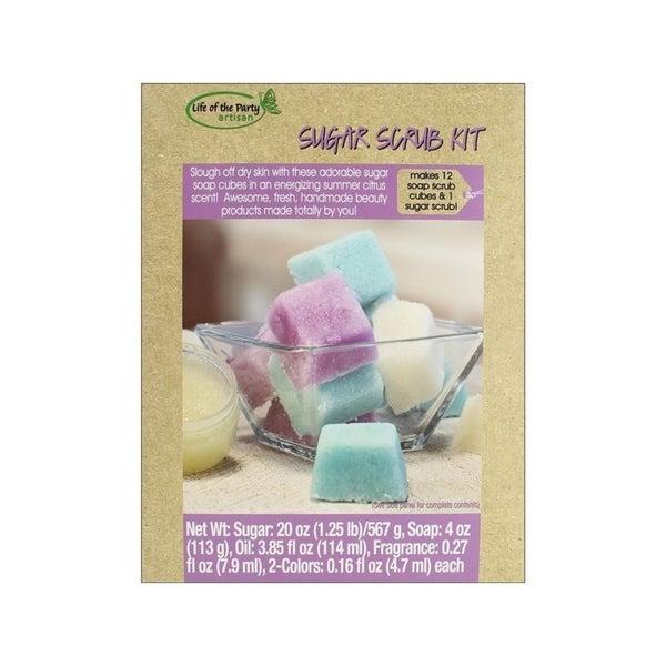 Life/Party Soap Making Kit Sugar Cube Scrub 36789598