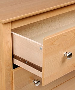 Montego Maple 5-drawer Chest